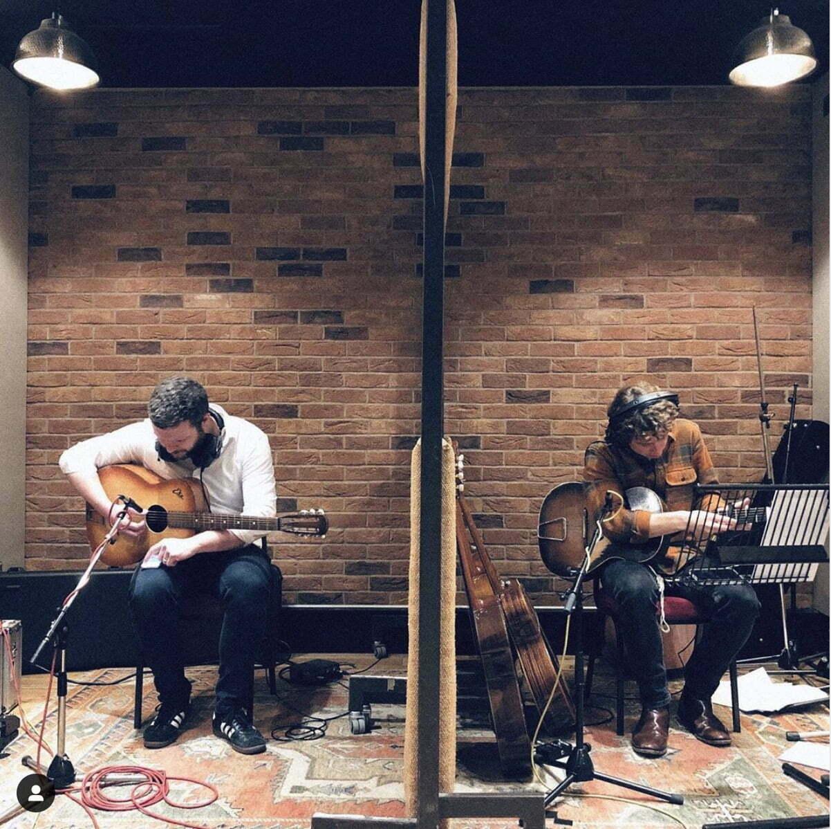 live double tracking acoustics